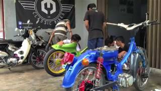 getlinkyoutube.com-Street Cub c70 Build