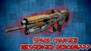 getlinkyoutube.com-SPARE CHANGE = YEAR 2 MESSENGER!! (Destiny Live Commentary Crucible Gameplay PS4)