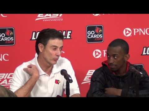 FULL PRESS CONFERENCE: Russ Smith Stays At Louisville 4-24-2013