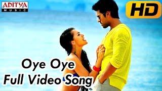 Oye Oye Full Video Song - Yevadu Video Songs - Ram Charan, Amy Jackson width=