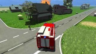 getlinkyoutube.com-LS 11 Feuerwehr Einsatz v4