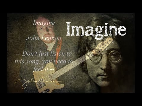 Imagine - John Lennon - David Locke - Fender Road Worn Telecaster - Egnater Rebel 20 Head