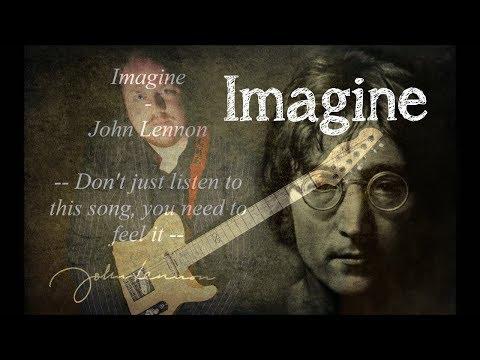 Imagine - John Lennon - David Locke - Fender Road Worn Telecaster - Egnater Rebel 20 Head
