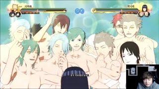 getlinkyoutube.com-나루토질풍전 나루티밋스톰4  합동오의 03 (Naruto Shippuden: Ultimate Ninja Storm 4)