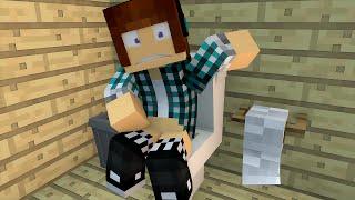 getlinkyoutube.com-Minecraft : Como Usar Um Banheiro  !!  (Build Battle)