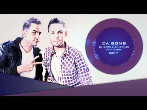 Dj Dark & Shidance feat Raisa - Da Bomb (radio edit) [HD]