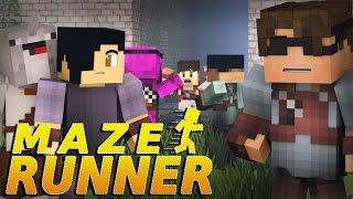 "getlinkyoutube.com-Minecraft MAZE RUNNER! - ""IT'S YOUR FAULT!"" #2 (Minecraft Roleplay)"