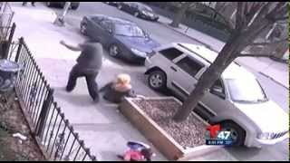 Violencia Familiar - Hombre golpea a su esposa e Hija