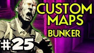 getlinkyoutube.com-Custom Nazi Zombies Maps: BUNKER w/ Kootra Ep.25 - MORE DARKNESS