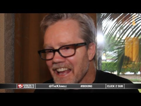 Roach: Chavez Jr poor training was true, 50 Cent wanted to sign Frankie Gomez [TrueHD]