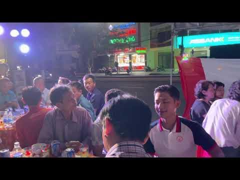 Lời phát biểu đại diện NPoil Bắc Giang trong ngày khai trương VP NPoil Đà Nẵng 15/04/2021