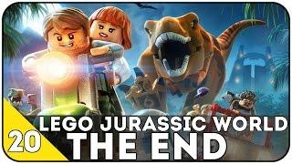getlinkyoutube.com-OSTATECZNA WALKA I KONIEC - LEGO JURASSIC WORLD #20 [PL/HD]