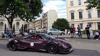 Car Spotting Gone Wild: Hyper Car Takeover