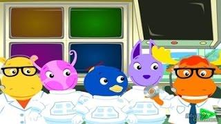 getlinkyoutube.com-The Backyardigans Mission to Mars games for kids full episodes english