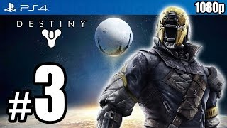 getlinkyoutube.com-Destiny Walkthrough PART 3 - The Devil's Lair [1/2] (PS4) [1080p] No Commentary TRUE-HD QUALITY