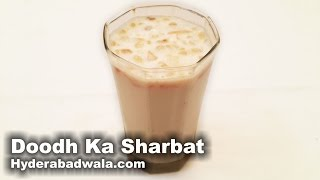 getlinkyoutube.com-Muharram Special Doodh Ka Sharbat Recipe Video – How to Make Hyderabadi Muharram Special Milk Juice