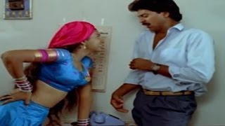getlinkyoutube.com-Seetharatnam Gari Abbayi || Roja  Comedy Scenes || Back to Back