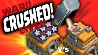 getlinkyoutube.com-Clash of Clans - Can town hall 7 really do this!?