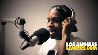 A$AP Rocky - L.A. Leakers Freestyle
