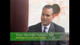 Min. Michael Halkitis 'You and Your Money' VAT PART 1