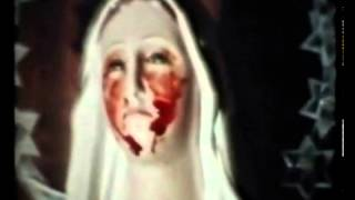 getlinkyoutube.com-Đức Mẹ và Chúa Giê Su khóc-Mother Mary and Christ cry in Italia