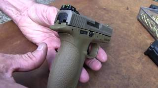 getlinkyoutube.com-Smith & Wesson  M&P VTAC 9mm