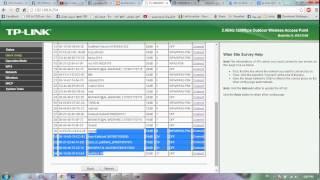 getlinkyoutube.com-تحويل الراوتر tp_link الى نانو ستيشن tp_link (لاتنسى الاشتراك)