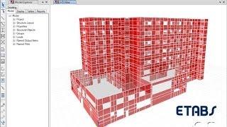 getlinkyoutube.com-ETABS - 09 Shear Wall Design and Optimization: Watch & Learn