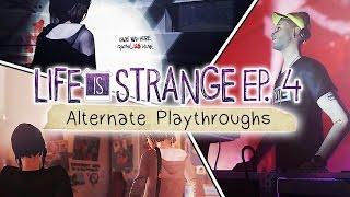 getlinkyoutube.com-Life is Strange [Episode 4: Dark Room] - Alternate Playthoughs Highlights