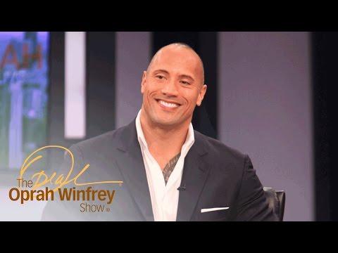 4 Goals Dwayne Johnson Set After College | The Oprah Winfrey Show | Oprah Winfrey Network