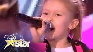 "getlinkyoutube.com-Daria Oprea - Lora - ""Puişor"" - Next Star"