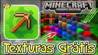 getlinkyoutube.com-Texturas de Graça pelo MCPE Master Minecraft PE 16.+/17.0/1.0
