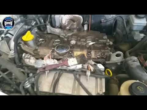 Ларгус - ДВС Renault. Замена масла
