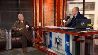 "getlinkyoutube.com-Actor Mark Harmon CBS's ""NCIS"" Joins The Re Show in Studio - 11/28/16"