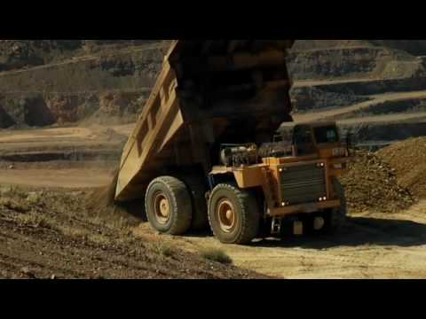 How gold is produced