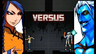 getlinkyoutube.com-Shion VS. Nameless One