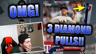 NO WAY!! 3 DIAMOND PLAYERS PULLED! MLB THE SHOW 18 DIAMOND DYNASTY
