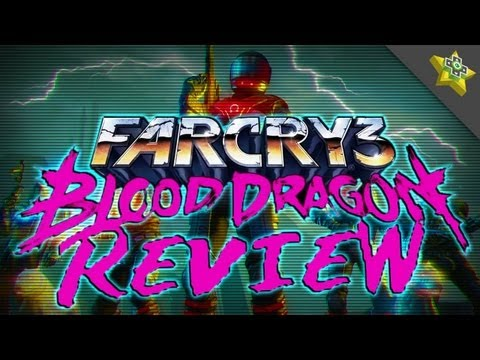 Far Cry 3: BLOOD DRAGON Review! -_frmpccxNgI