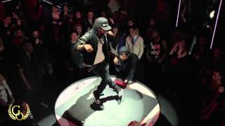 getlinkyoutube.com-Ground Zero @ VIP ROOM - Bruce Ykanji & Les Twins