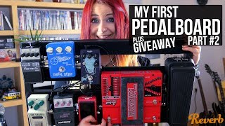 MY FIRST PEDALBOARD - Part #2: Pedalboard Setup Step By Step [TALKING TUESDAY] | Jassy J