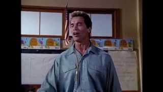getlinkyoutube.com-Kindergarten Cop (3/5) Best Movie Quote - Stop Whining! (1990)