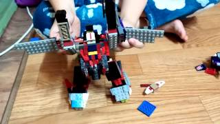 getlinkyoutube.com-레고 변신 로봇만들기