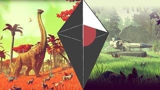 getlinkyoutube.com-Unveiling the Gameplay of No Man's Sky - The Next Big Game