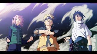 getlinkyoutube.com-Naruto, Sasuke, Sakura vs Ten Tails (English Dub) Naruto Shippuden Ultimate Ninja Storm 4