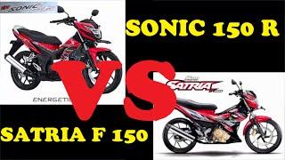 getlinkyoutube.com-Di Adu Gan !!! Honda Sonic 150 R vs Satria Fu 150