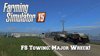 getlinkyoutube.com-FS Towing: Major Wreck!