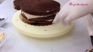 Seker Hamurlu pasta yapımı
