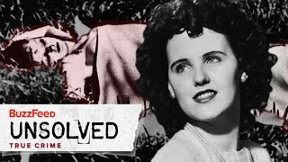 The Chilling Mystery Of The Black Dahlia width=