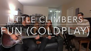 getlinkyoutube.com-Little Climbers with Debi Baxter - Fun (Coldplay Cover)