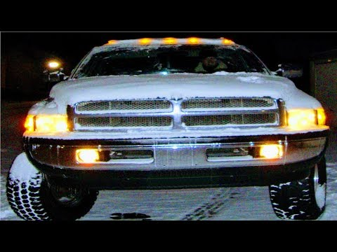 HEATING PROBLEM SOLVED 96 DODGE RAM 1500 GURGLING HEATER CORE FIX NO REPLACEMENT INSTALL TRUCK